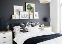 White Glam Bedroom Ideas