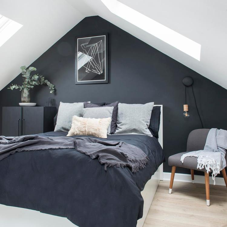 Black And White Bedroom Ideas With A Timeless Appeal