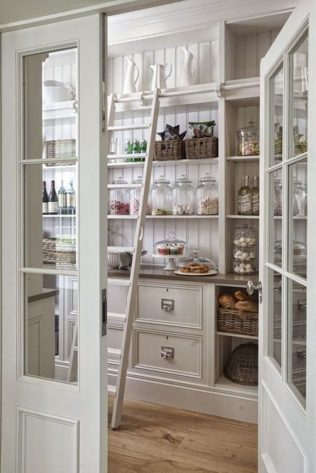 20 Stylish Pantry Ideas Best Ways To Design A Kitchen Pantry