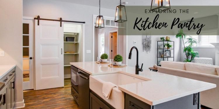 Exploring The Spacious Kitchen Pantry Metzler Home Builders