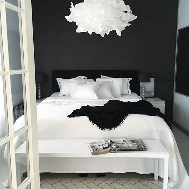 Black And White Bedrooms Bedroom Interior Black White Bedrooms White Bedroom Design
