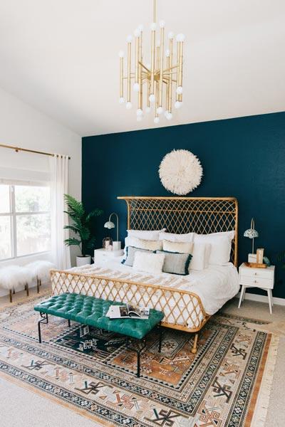 75 Brilliant Blue Bedroom Ideas And Photos Shutterfly