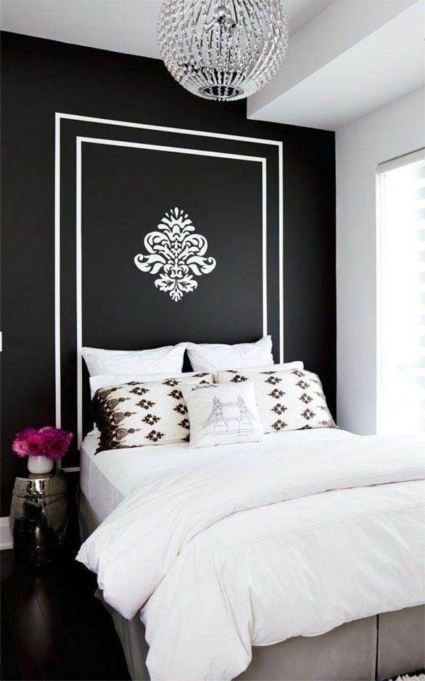Black And White Bedroom Interior Design Ideas White Bedroom Decor Bedroom Designs For Couples White Bedroom Design