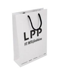 LPP Estonia paper bag with rope handles