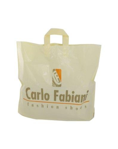 Bag with loop handles, measurements 500x440mm, bottom 50mm
