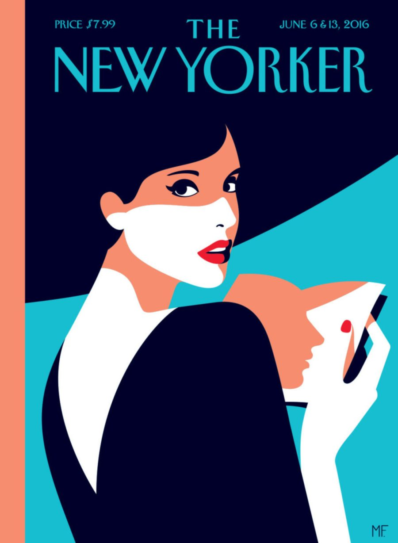 Design Peeper- Illustrations from Malika Favre