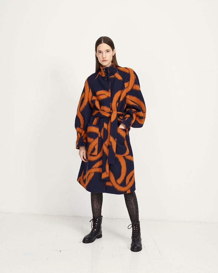 Stine Goya Fall 2018 Collection- Design Peeper