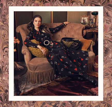 Bohemian Dreams with Zara's Fall and Winter Campaign- Design Peeper