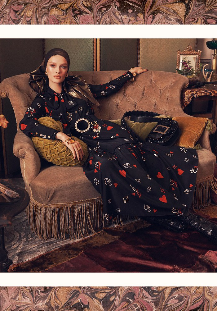 Bohemian Dreams with Zara's Fall and Winter Campaign