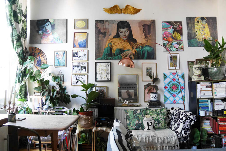 My Favorite Gallery Walls - Design Peeper