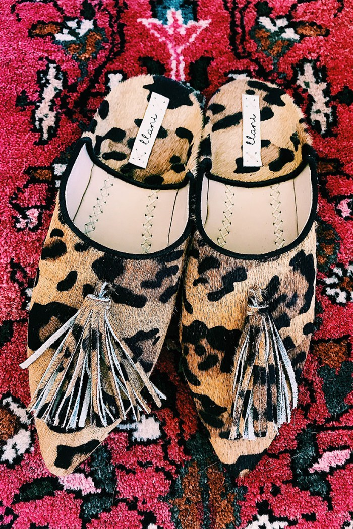 One of a Kind Shoes from Llani
