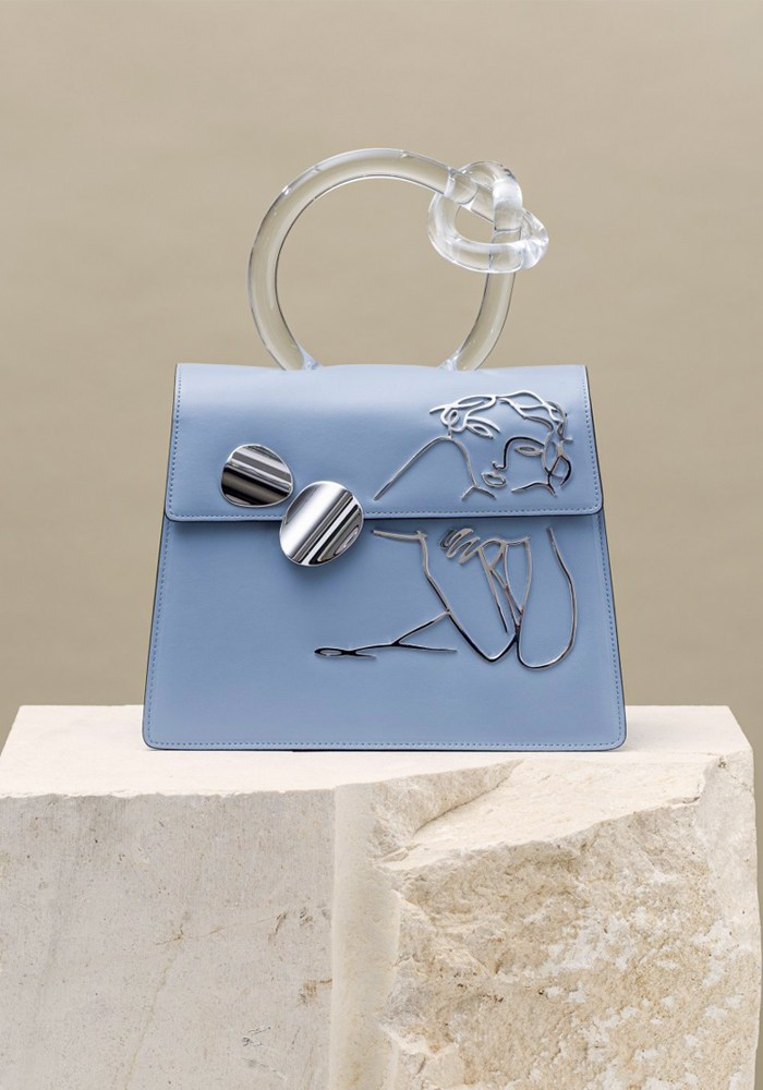 Benedetta Bruzziches Bags look like Modern Art