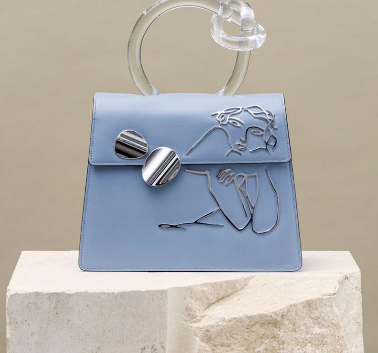 Benedetta Bruzziches Bags look like Modern Art