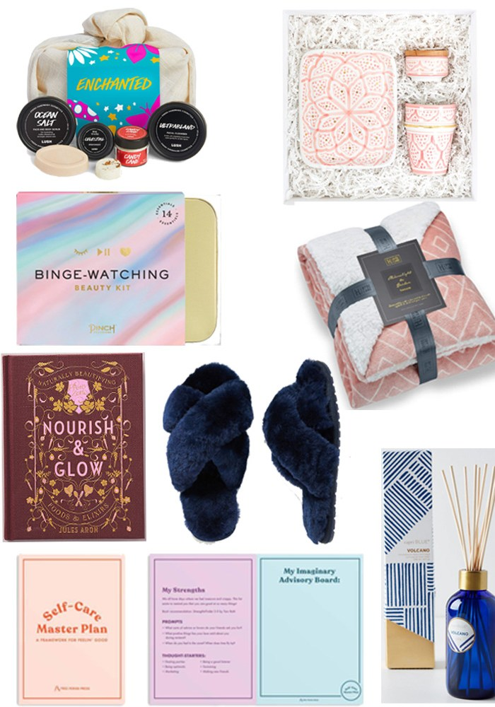 Self-Care Gift Guide for the Homebody