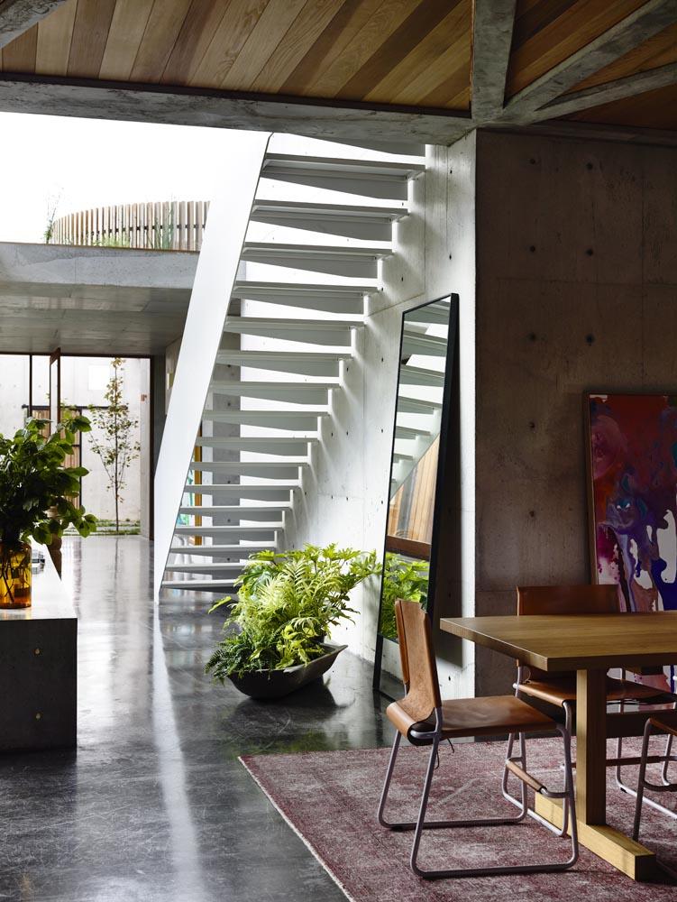 Concrete House 1 by Auhaus Architecture | Design on Backyard:uuezyx-Hy-8= Landscape Design  id=46480
