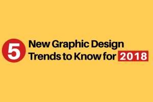 5 New Logo Design Trends for 2018