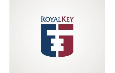 Royal Key logo
