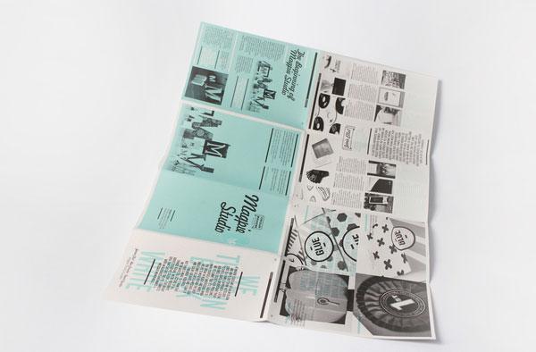 Circular Magazine Supplement by British Designers