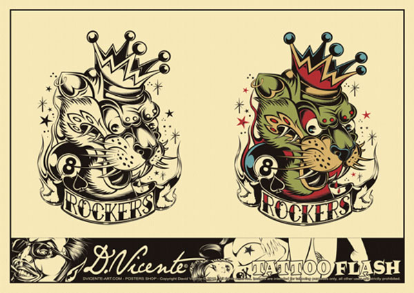 Tattoo Flash 2010