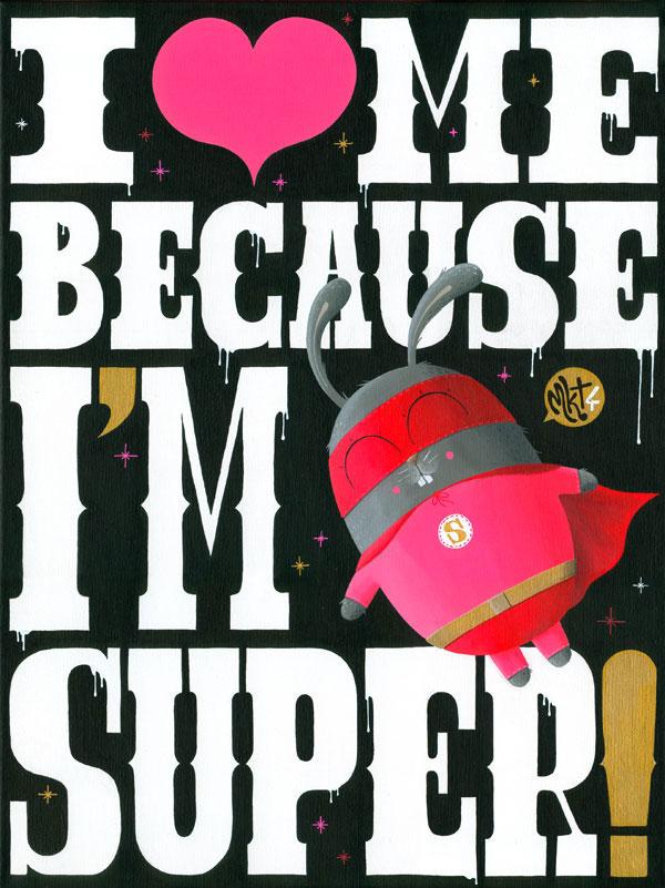 I'm super! 1