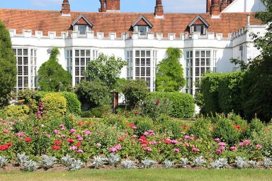 Danesfield House Hotel Gardens