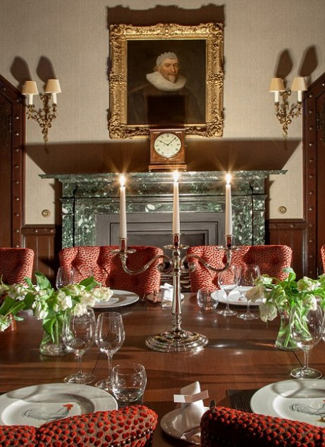 The Garden Room at Cromlix House