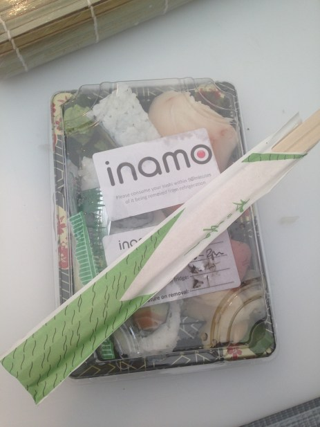 Inamo at Taste of London