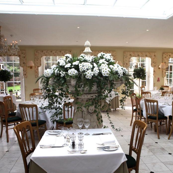 Powdermills Hotel- Orangery Restaurant