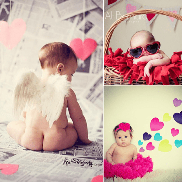 Top 5 Valentines Day Photo Inspirations From Pinterest