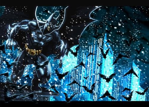 Batman Gotham II by ErikVonLehmann