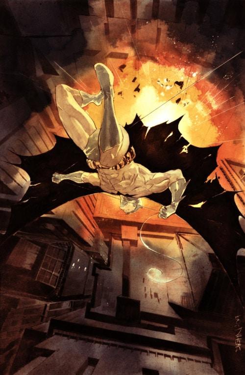 Batman: Streets of Gotham 2 by duss005