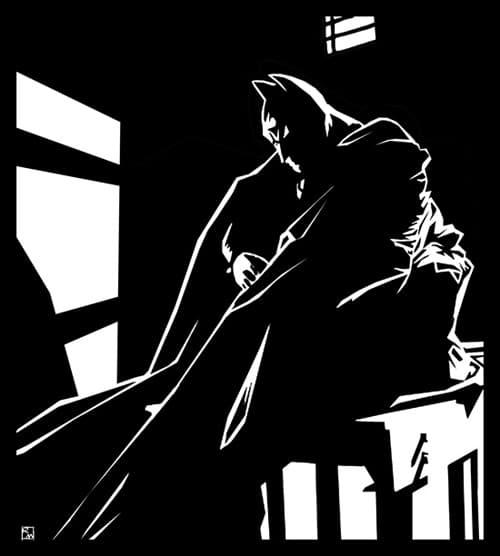Batman by rafMAR