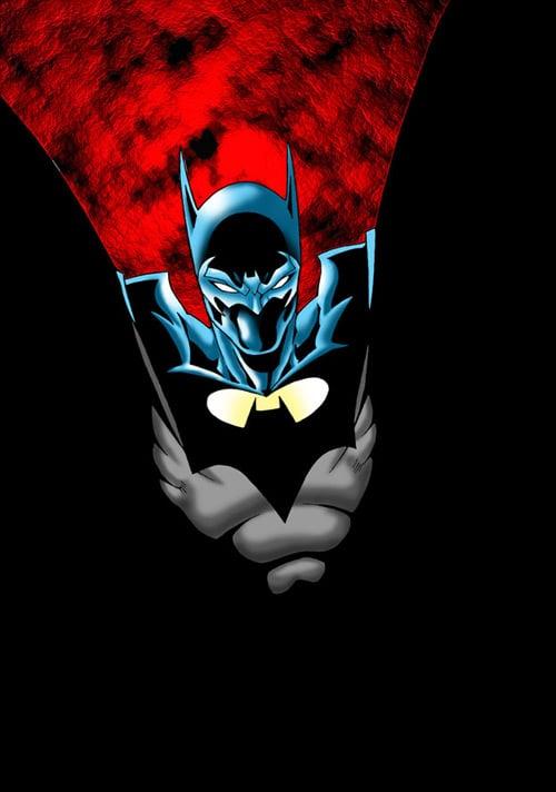 Batman by sean-izaakse