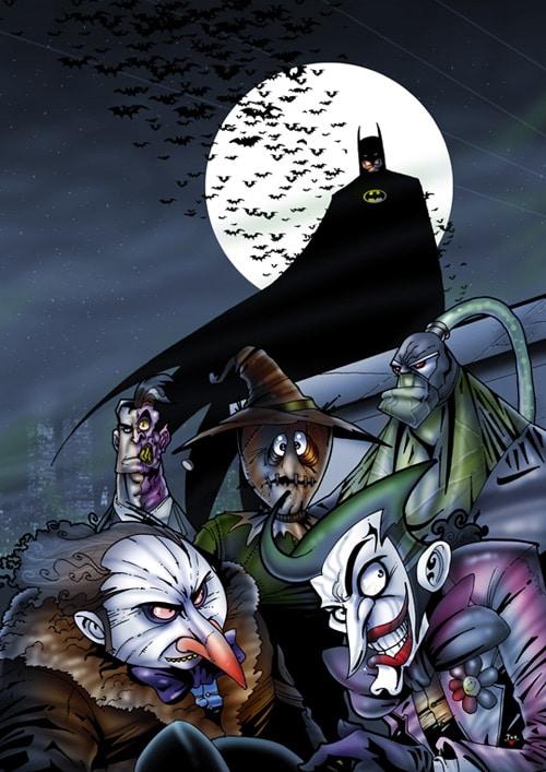 Batman by themico