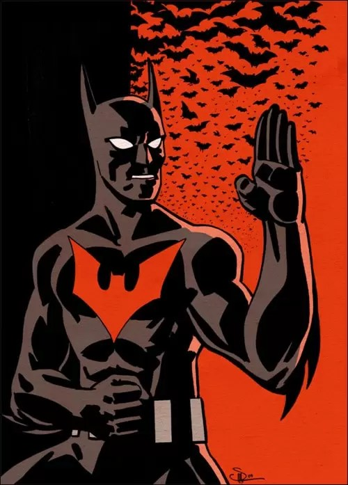 Batman Beyond by DocShaner