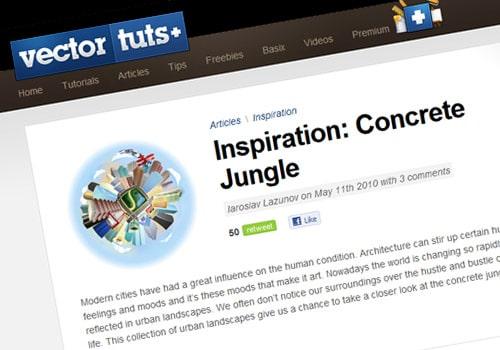 Inspiration: Concrete Jungle