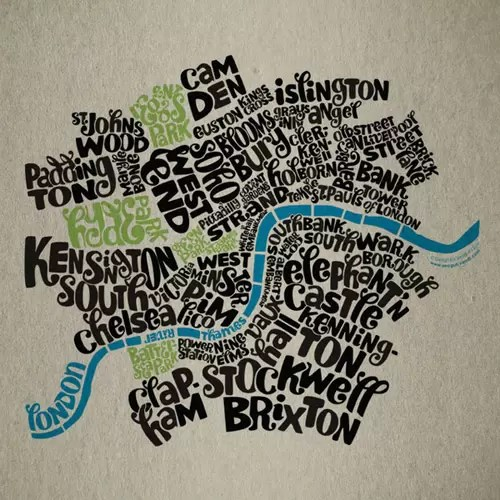 About A Londoner from Afar