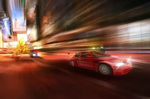 Create an Adrenaline Filled Car Chase Scene