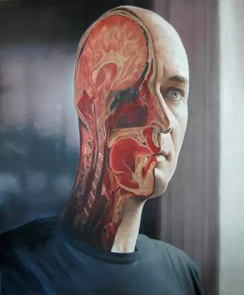 Hyper Realistic Paintings by Victor Rodriguez