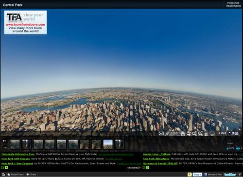 New York virtual tour