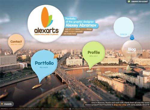 Portfolio of Alexey Abramov