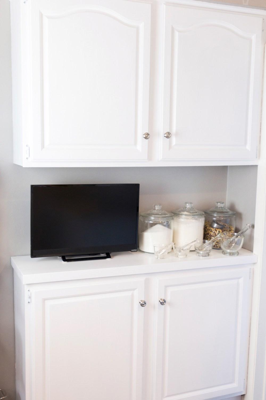 Snow White Kitchen Cabinets General Finishes Design Center