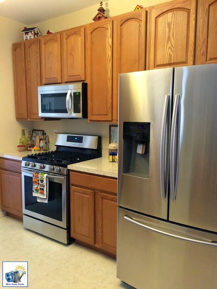 Antique White Kitchen Cabinet Refresh General Finishes Design Center