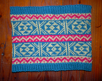 A second project, with slightly different colors.