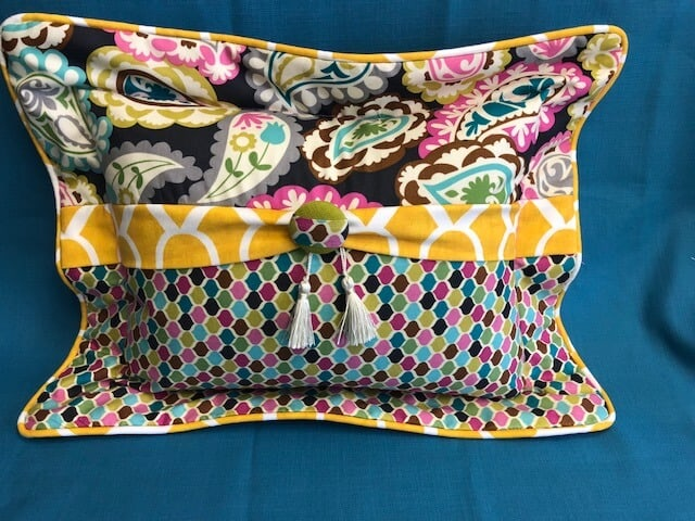 how to make a pillow sham 6 streaming hd video lessons