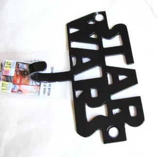 metal star wars wall hook, star wars wall art