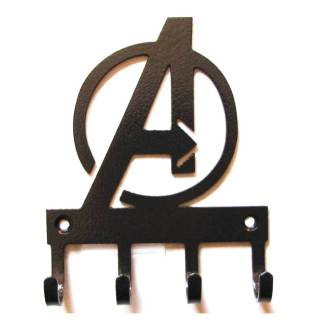 metal avengers wall hooks, avengers sign