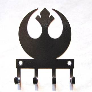 Star Wars Rebel Alliance wall hooks, star wars sign
