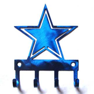 metal texas star wall hooks, tx star wall art