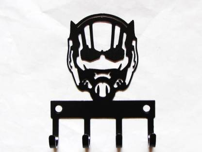 metal ant man wall hooks, ant man sign